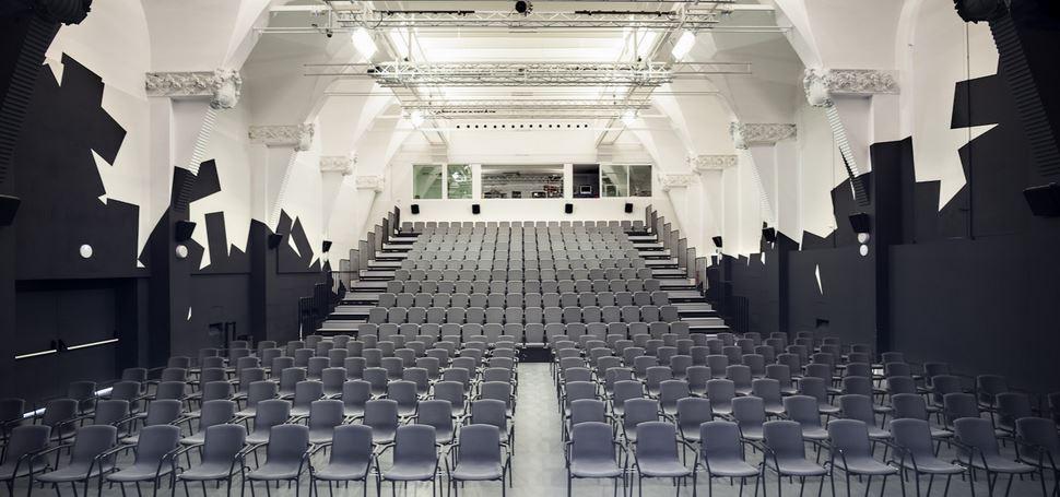 Sala Teatre pintada 2