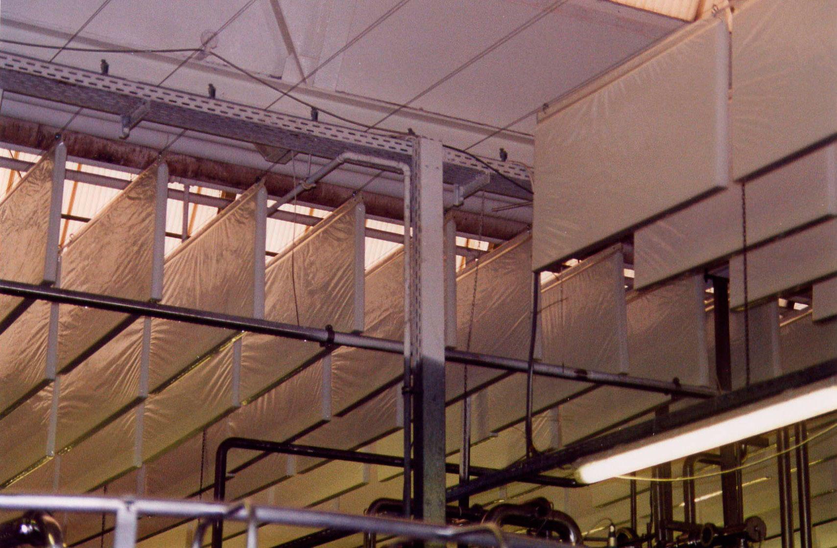 sistemas de techos suspendidos
