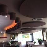 Absorber Rondo pintat Restaurant 2