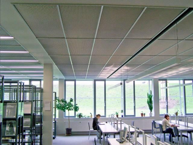 techos registrables metalicos
