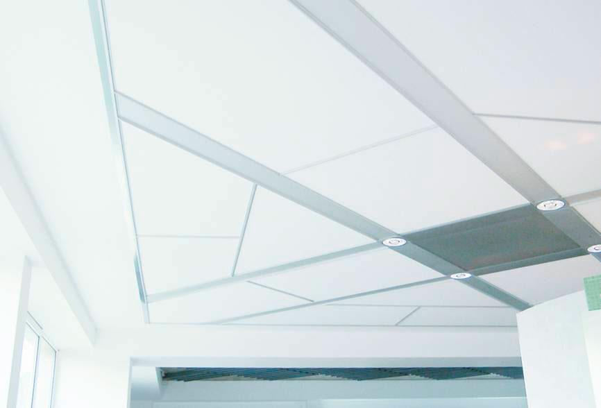 techos registrables productos absorbentes